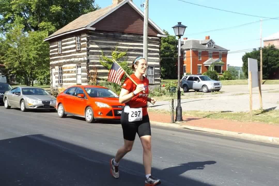 Marathon training: Week??