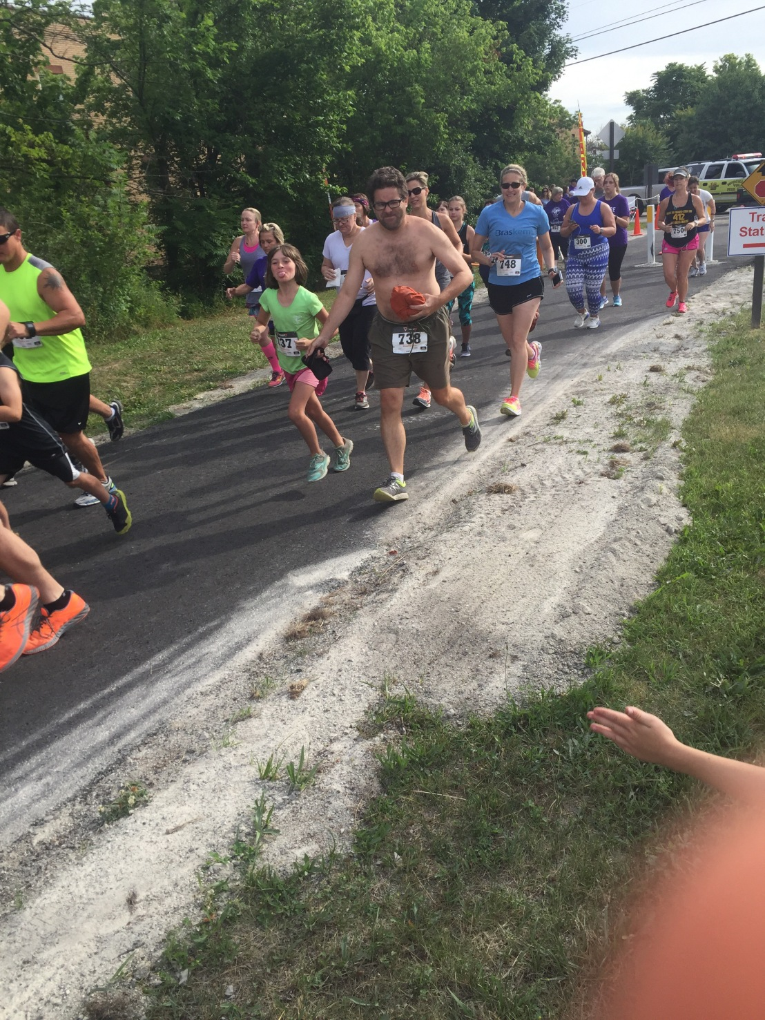 Race recap: McRun 5k photo essay