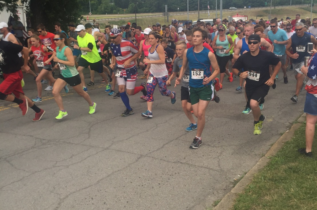 Recap: Chester Freedom Run 5k