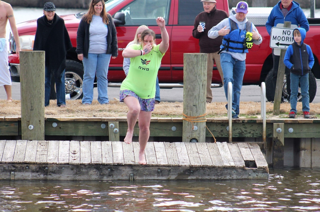 ARR: Special Olympics 5K and Polar Plunge