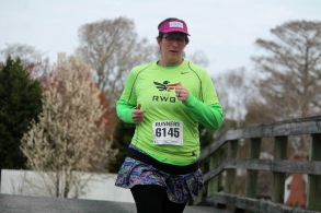 A 5K and polar plunge in one!!