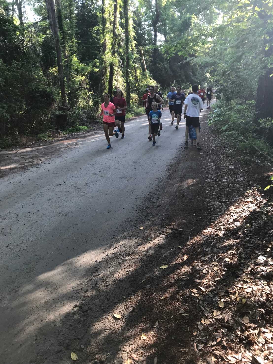 Race recap: Nags Head Woods 5K