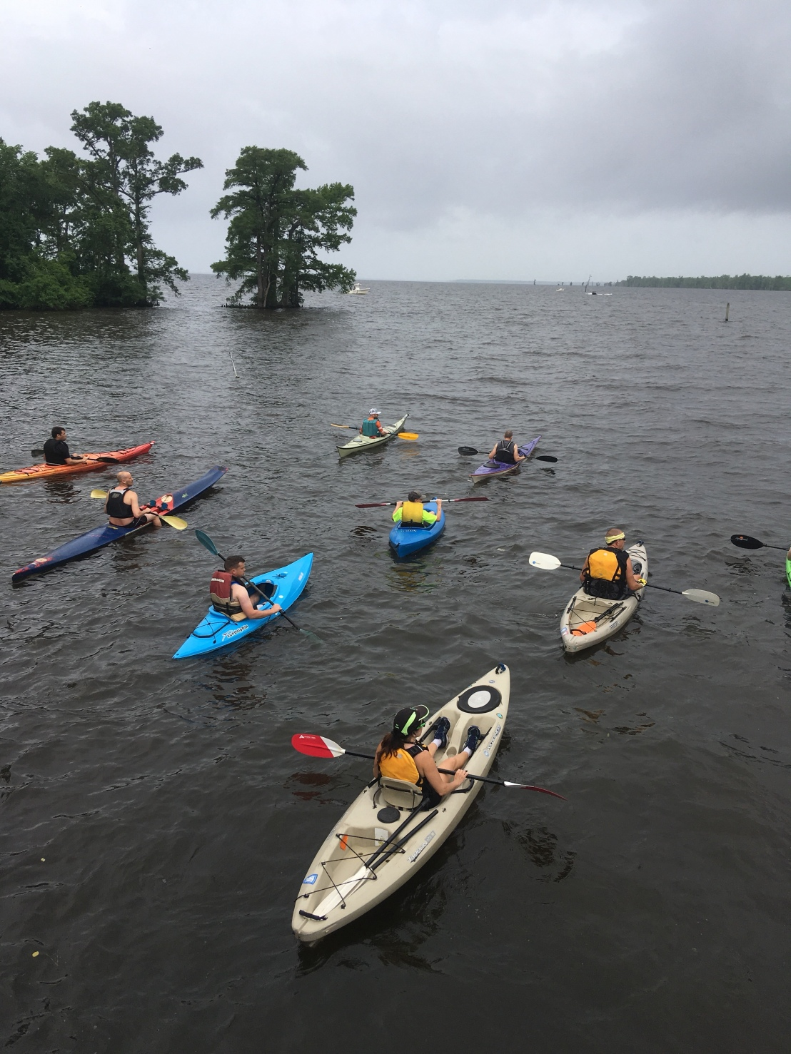 Race recap: Paddle, Pedal and Plod