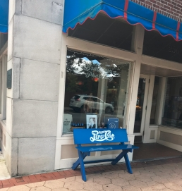 Pepsi-Cola was invented in New Bern. You can visit the pharmacy were the soda was invited.