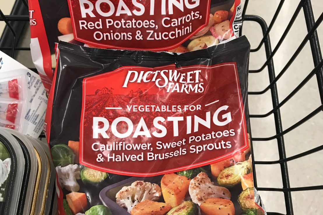 Review: Frozen Vegetables for Roasting